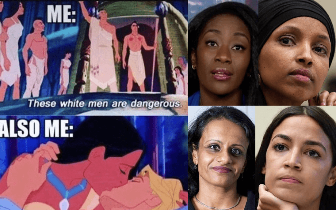 Woke Women Roundly Mocked For Preferring To Date White Men Revolver