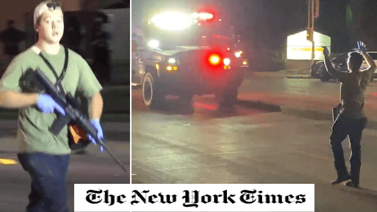 Kyle Rittenhouse Shootings: Open-and-Shut Case of Self-Defense #VetsForTrump