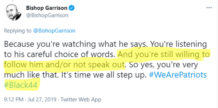 Meet Bishop Garrison: The Pentagon's Hatchet Man in Charge ...