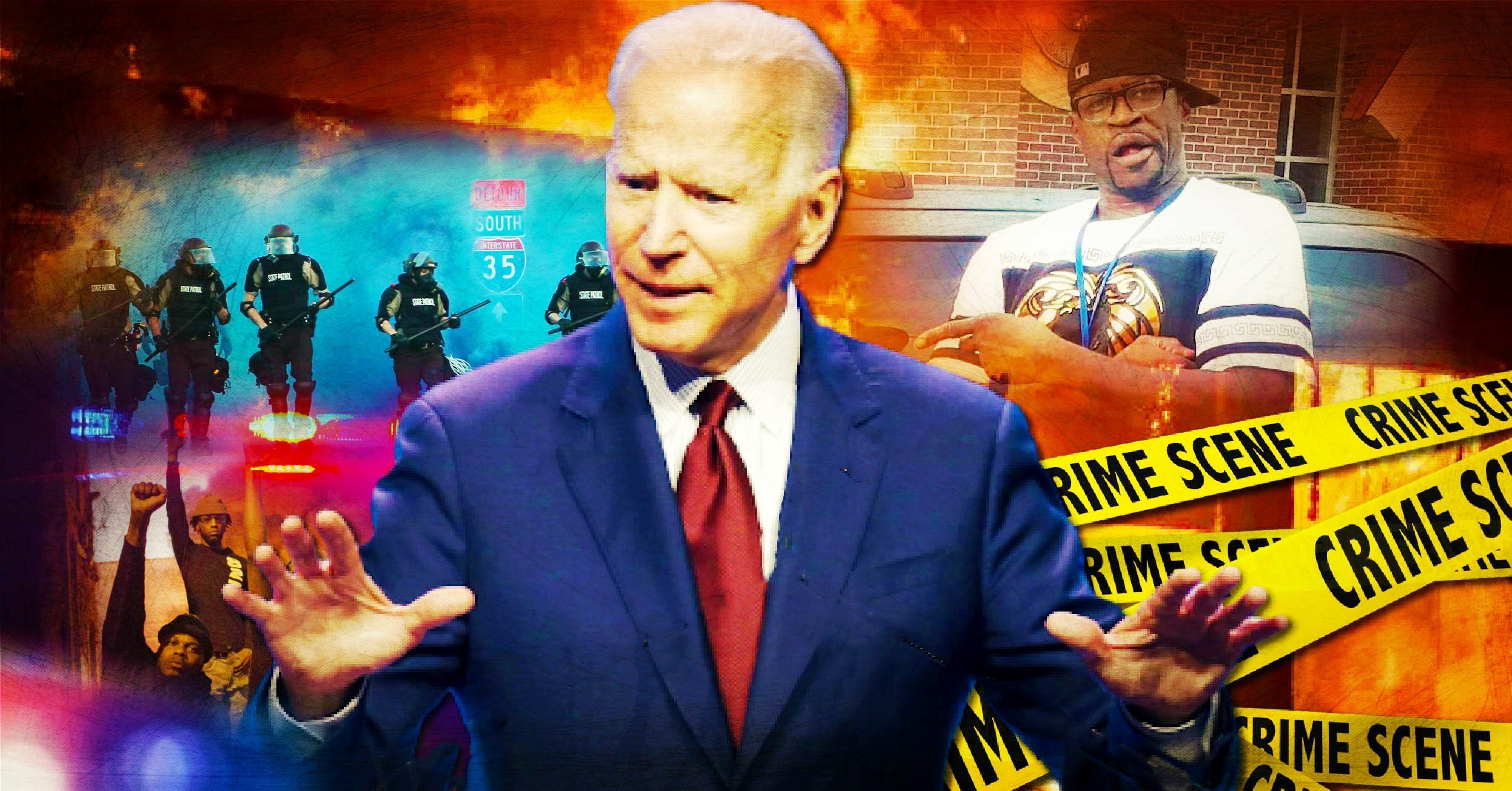 """With Trump Gone, Liberals Now Scrambling Like Rats to Put Their """"Crime Surge"""" Genie Back in the Bottle - Revolver"""