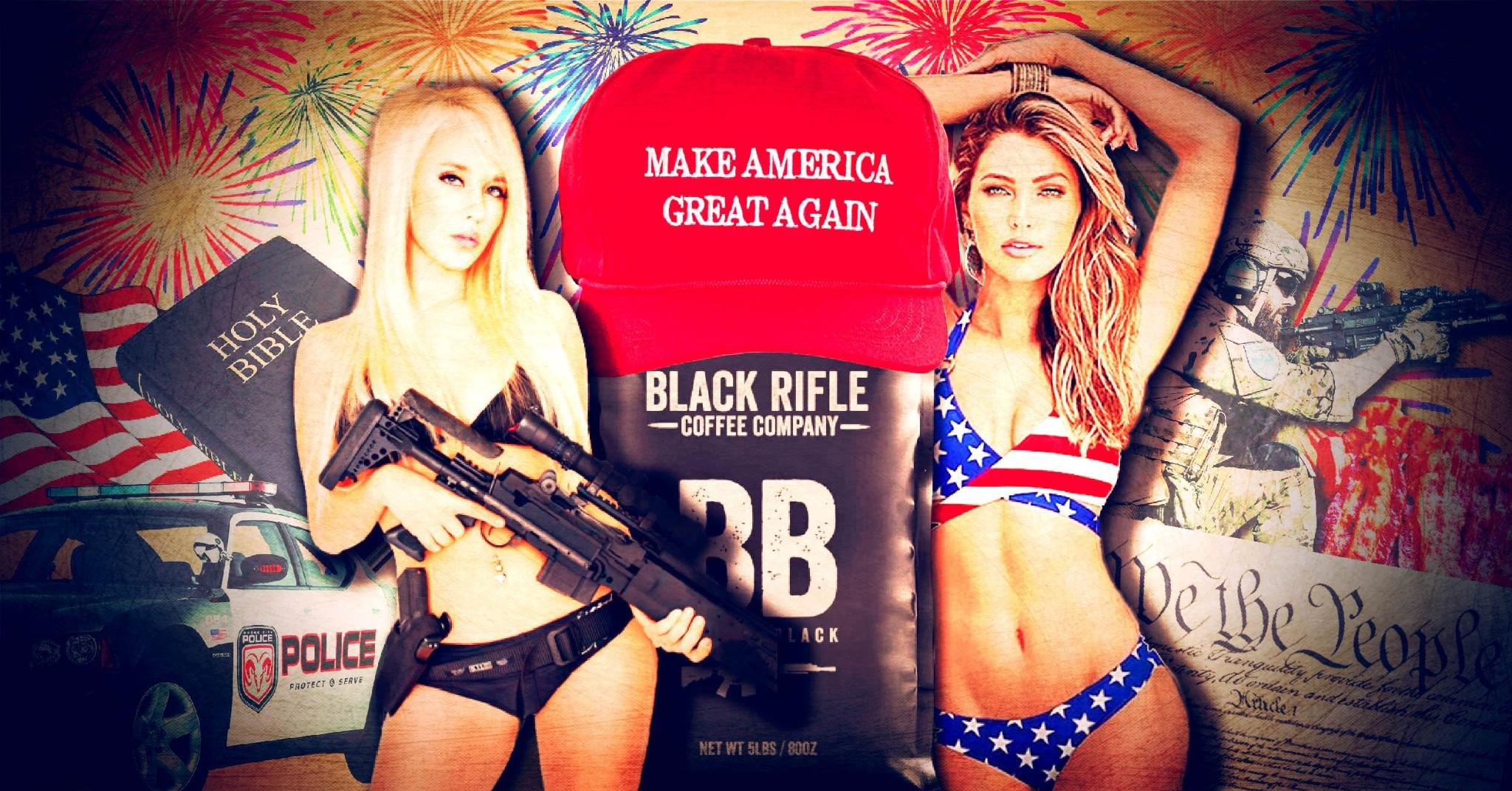 How Black Rifle Coffee Used Every Trick In The Book to Fool Conservatives - Revolver