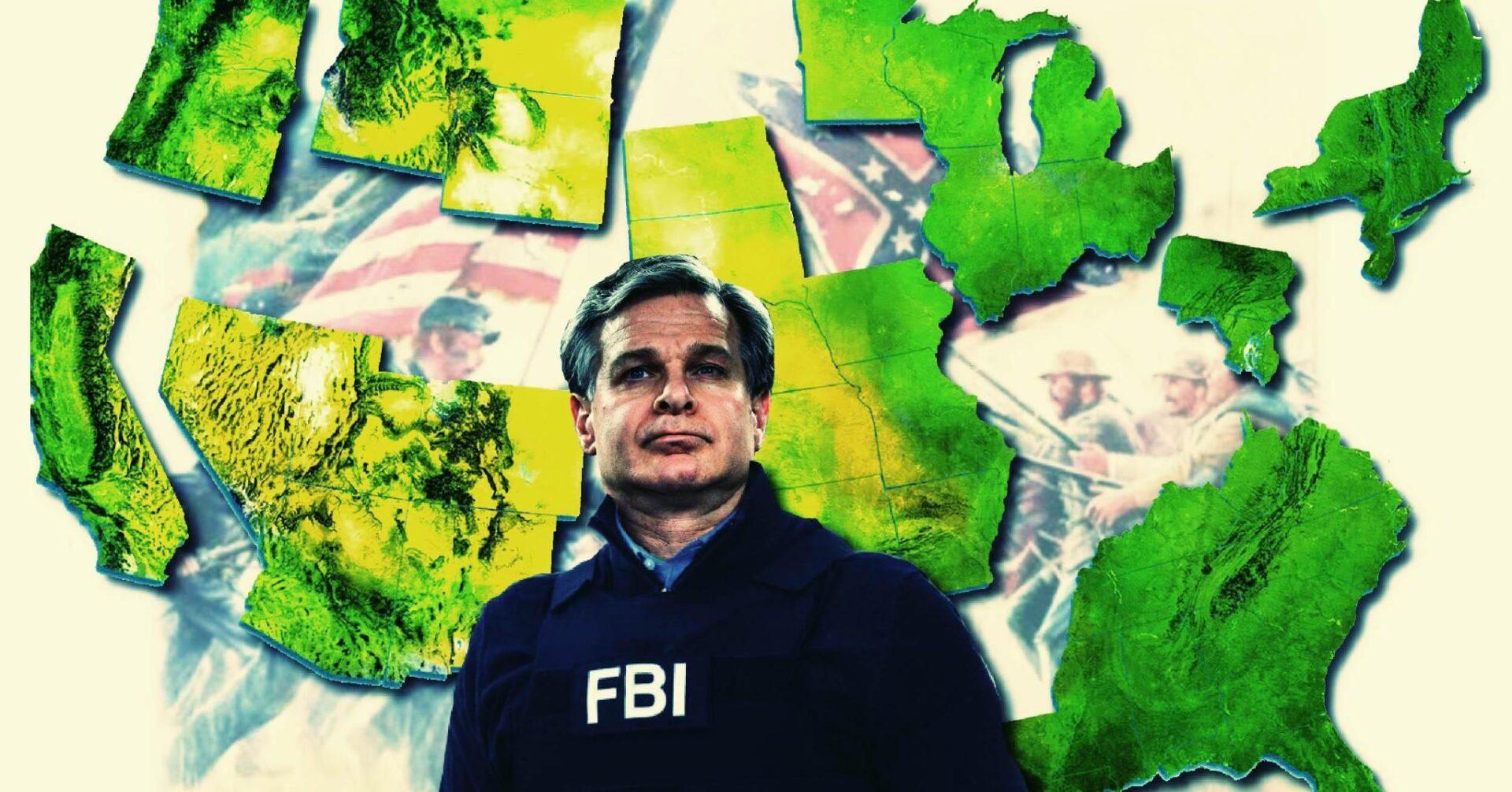 "Don't Fall For The FBI's ""Civil War"" Trap - Revolver"